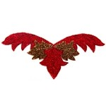 Beaded Applique Patch by PC, FF-3654B