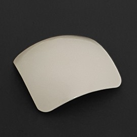 Curved Square Metal Belt Buckle by 1 PC, LT-5508