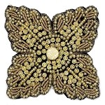 Beaded & Sequin Applique Patch by PC, MT-8901/3/4