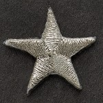 Star Iron-On Applique Patch by PC, PA-IA-T0002