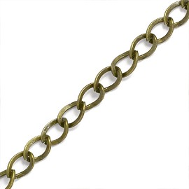 8mm Iron links Chain by YD, CHN-1023