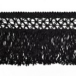 Knotted Chainette Fringe, 4