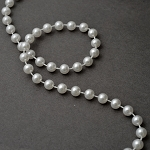 Faux Pearl Chains