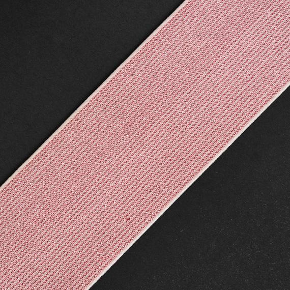 Metallic Elastic Stretch Ribbon Trim Elastic Band Joyce