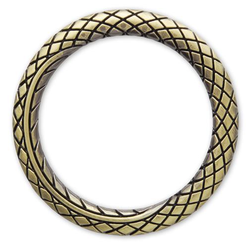 Metal O-Ring Buckle - 2-1/2\