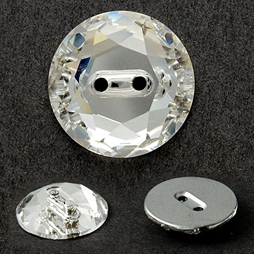 12mm swarovski crystal 3014 rhinestone sew on button - Swarovski crystal buttons ...