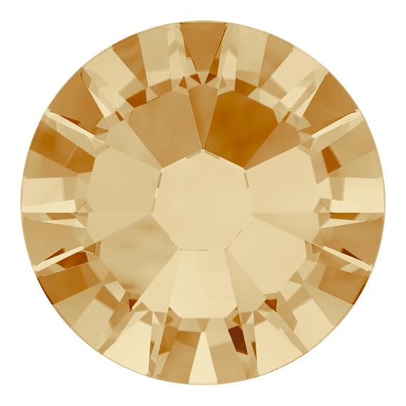 light colorado topaz   2088regular flatback