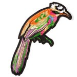 Parrot Bird Embroidered Iron-On Applique Patch by PC, TR-11350