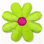 Flower Iron-on Applique Patch by PC, PA-IA-T03884