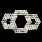 Rhinestone Applique Patch by PC, FF-14077