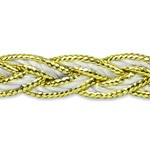 Arcadia Metallic Braid Trim by Yard, EXP-IR7036