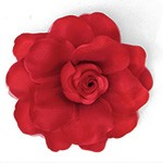 Flower Clip Pin for Headband, Dress and crafts by PC, FL-1020