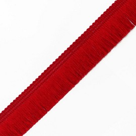 "20mm (7/8"") Decorative Cotton Fringe Trim  by Yard, TR-11666"