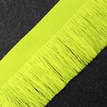 Decorative Neon Color Fringe Trim by Yard, YD-FG-40F