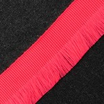Decorative Neon Color Fringe Trim by Yard, YD-FG-49F