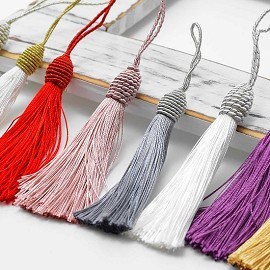 Chinese knot tassels by PC, TR-11657