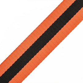 "1-1/2"" Webbing band ribbon trim, waist belt by Yard, TR-11247"