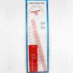 Styling Design Ruler by each, DRI-832