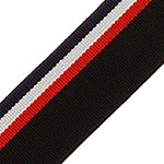 Elastic Stretch Ribbon Trim by 1 Yard, TR-11793A