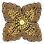 Beaded & Sequin Applique Patch by PC, MAY-MT-8901/3/4