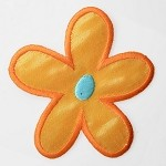 Flower Iron-on Applique Patch by PC, PA-IA-T04109