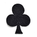 Clover Iron-on Patch Applique by PC, IA-T06465