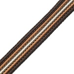9/16'' Fancy Braid Trim by Yard, BL-7716R5