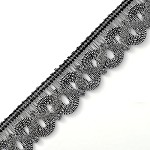 Metallic Braid Trim by yard, EMS-5223.19