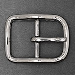 Metal Silver Belt Buckle, Fashion Jewelry by pc, SP-2359