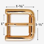 Metal Buckle by pc, TR-10275