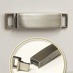 Metal Buckle  Closure, A3490