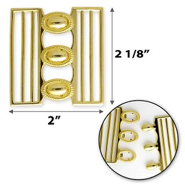 Metal Closure Buckle, TR-10088A