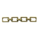 Metal Chain Buckle, A5212