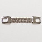 Metal Ornament Buckle, A6330
