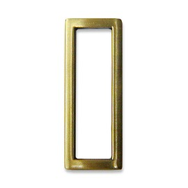 "1-5/8"" Rectangle Metal Ornament, A7643-5"