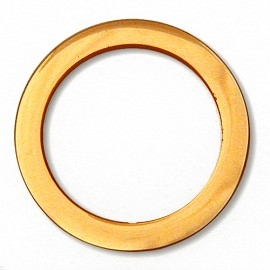 "1-3/16"" (30mm) dia. Metal O-Ring Buckle by PC, A6885"