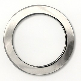 "1-1/2"" (37mm) dia. Metal O-Ring Buckle by PC, A9198"