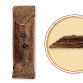Wood Button, MAY-WB7026/7
