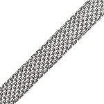 10mm Flat Mesh Chain by YD, CHN-1010