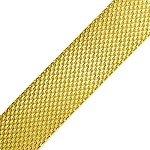 22mm Flat Mesh Chain by YD, CHN-1011