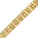 8mm Metal Ball Chain by Yard, GOL-236