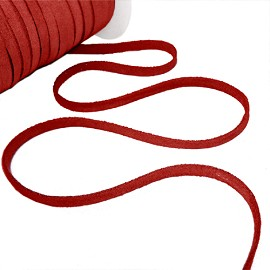 5mm Suede Leather Cord by YD, Suede Leather Cord