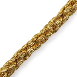"1/2"" Metallic Craft Cord Trim by yard,  SCH-2023"