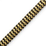 5mm Metallic Gold Craft Cord Trim by yard, SP-2052