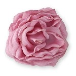 Rose Flower Pin by pc, CQA-63