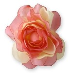 Rose Flower Pin by pc, CQA-66