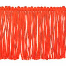 "4"" Chainette Polyester Fringe by YD, BADE-1035"