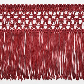 "4-1/2"" Long Knotted Chainette Fringe, SP-2167"