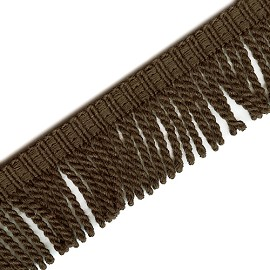 "1-1/2"" Cotton Fringe by Yard, BS-1039"