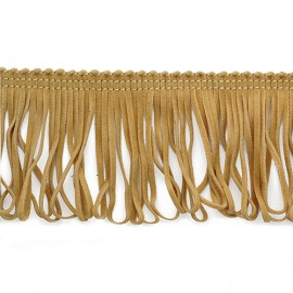 "2"" Long Ultra Suede  Fringe by Yard, YD-60"